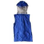 人間エアコンCoolArmor CA2 typeA Blue>Glay 頭部冷却着衣