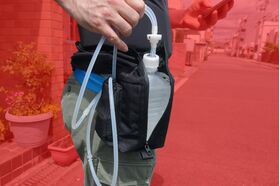 CoolSmile CS321(1リットル) 水循環冷却バッグシステム(Water circulation cooling bag system)CoolSmile CS321(1リットル) 水循環冷却バッグシステム(Water circulation cooling bag system)