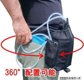 CoolSmile CS321(1リットル) 水循環冷却バッグシステム(Water circulation cooling bag system)CoolSmile CS321(1リットル) 水循環冷却バッグシステム(Water circulation cooling bag system)CoolSmile CS321(1リットル) 水循環冷却バッグシステム(Water circulation cooling bag system)