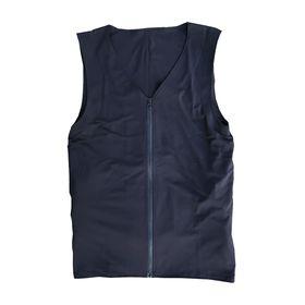 熱中症対策人間エアコンフルボディ冷却着衣ベスト型水冷服(下着)サラリーマンエアコンCoolArmor CA3 EZ3R(単品)弱冷型水冷服エントリーモデル 保冷性、耐久性を向上した過酷な現場のための着衣EZ3R