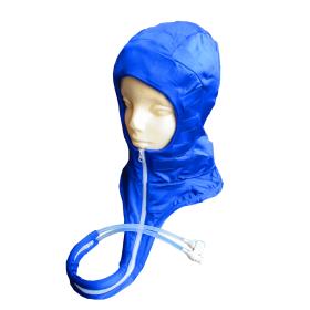 頭部冷却着衣フルフード水冷服(下着)人間エアコンCoolArmor CA2 typeG